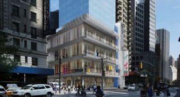 O Hotel mais alto de Nova Iorque estará pronto em 2013