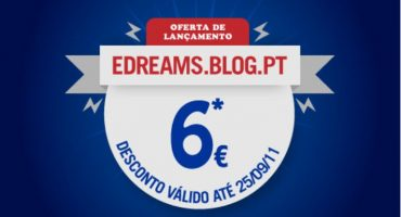 O blog eDreams Portugal já está no ar.