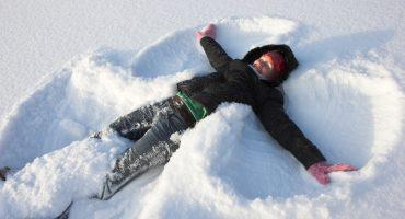 As 10 melhores fotografias na neve