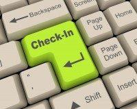 Como fazer o check-in online com cada companhia aérea