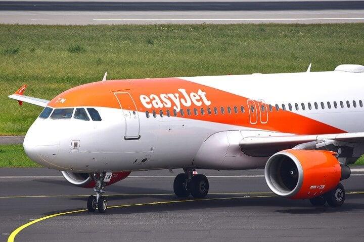 easyjet check-in