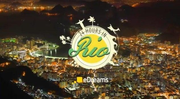 24 horas no Rio de Janeiro