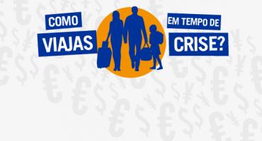 Sondagem eDreams: como viajas em tempo de crise?