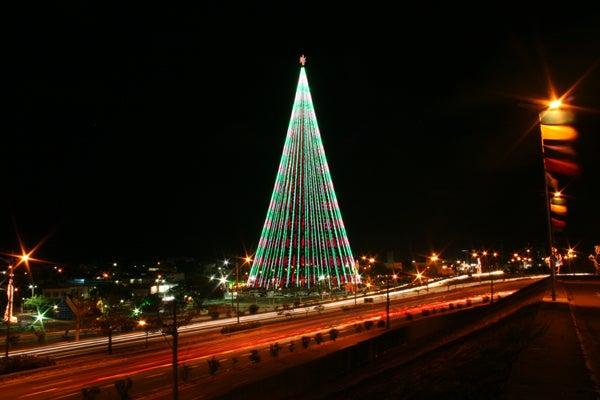 Natal em Mirassol, Brasil