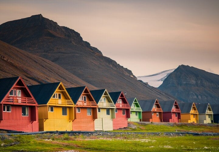 Longyearbyen - noruega