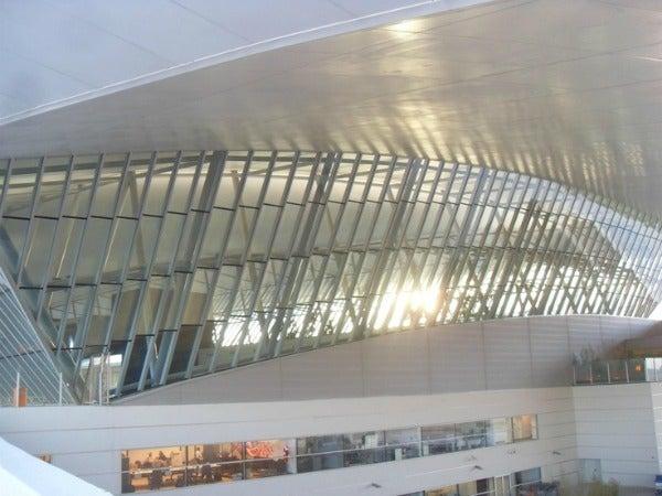 Aeroporto Bilbao : Aeroportos mais belos