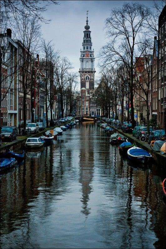 Viajar a Amsterdão, Holanda