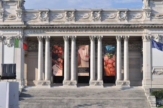 National Gallery of Modern and Contemporary Art , Rome, Italy