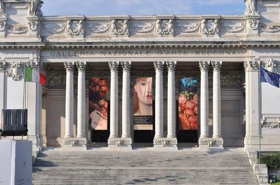 Galeria Nacional de Arte Moderna Roma