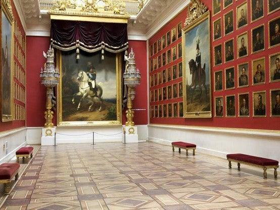 Museu Hermitage, Sao Peterburgo