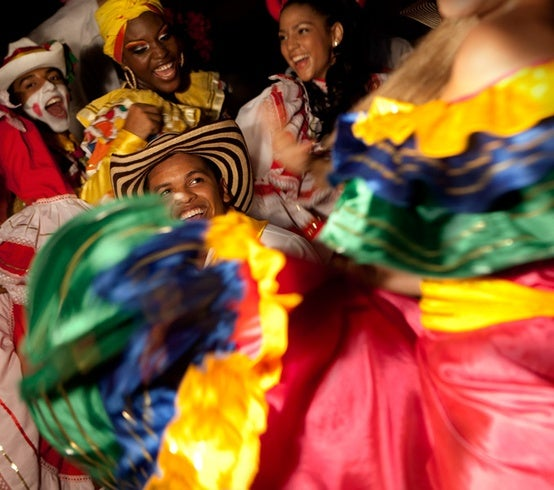 Carnaval Barranquilha, Colômbia
