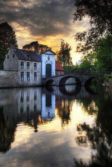 Voos Baratos Bruges