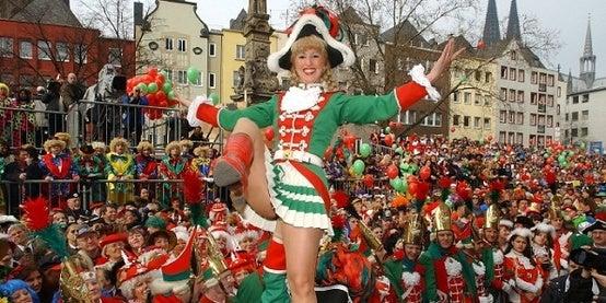 Carnaval Colónia