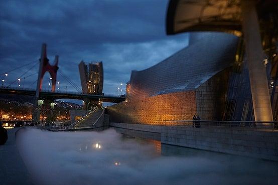 Gugghenheim Museum, Bilbao
