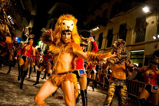 viagens barcelona carnaval