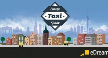 Guia de Táxis da Europa: toda a informação que necessitas!