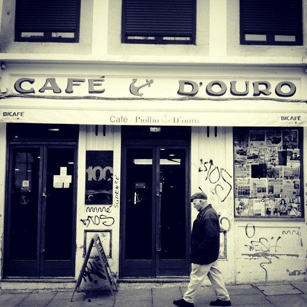 cafés porto