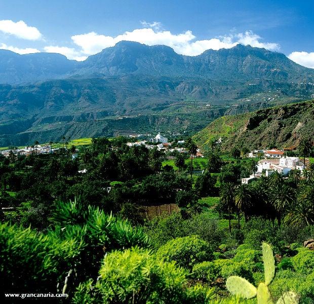 Paisagem Gran Canaria