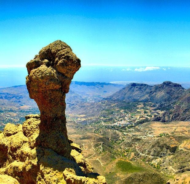 Montanha Gran Canaria