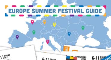 Guia de Festivais de Verão da Europa