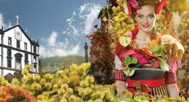 Ilha da Madeira celebra a Festa da Flor 2013