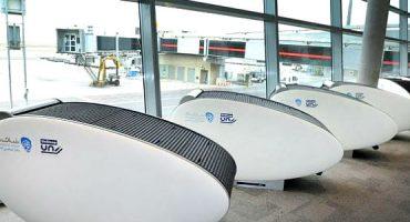 Aeroporto de Abu Dhabi disponibiliza cápsulas para dormir