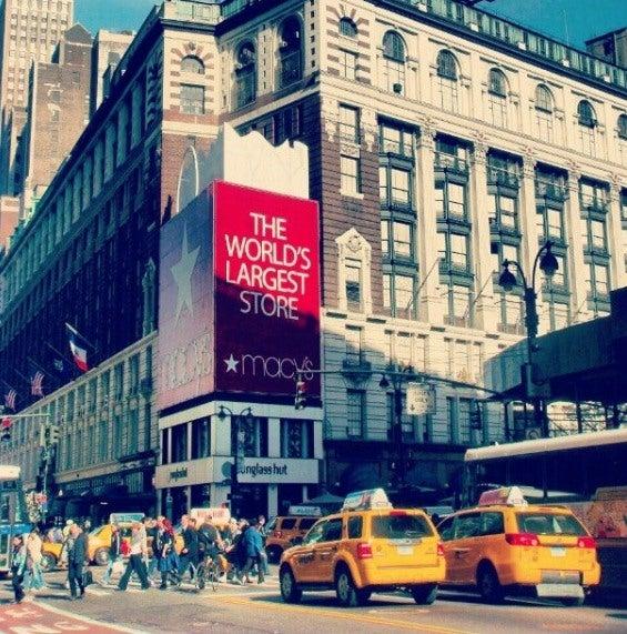 Macy`s Nova Iorque