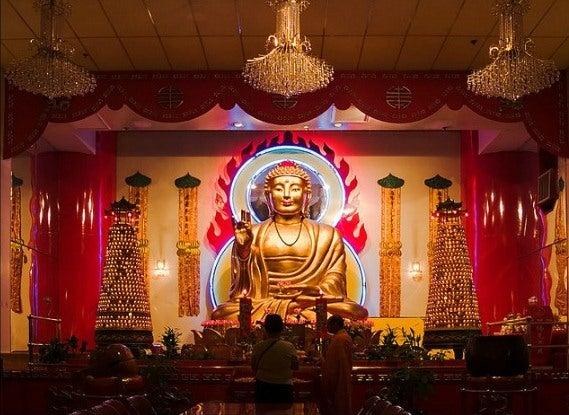Templo Budista Mahayana