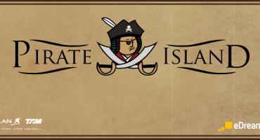 Converte-te num pirata e ganha uma viagem às Caraíbas!