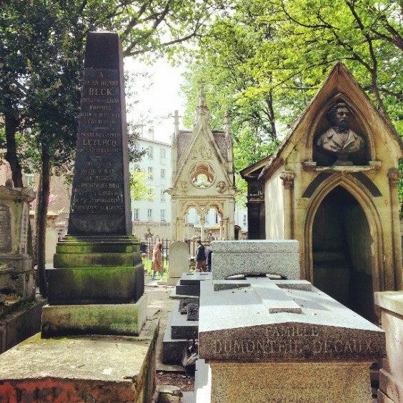 Cemitério père lachaise paris
