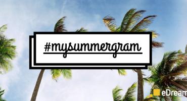 Desfruta do Verão! Participa em #mysummergram