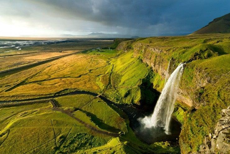 Route 1, Islândia