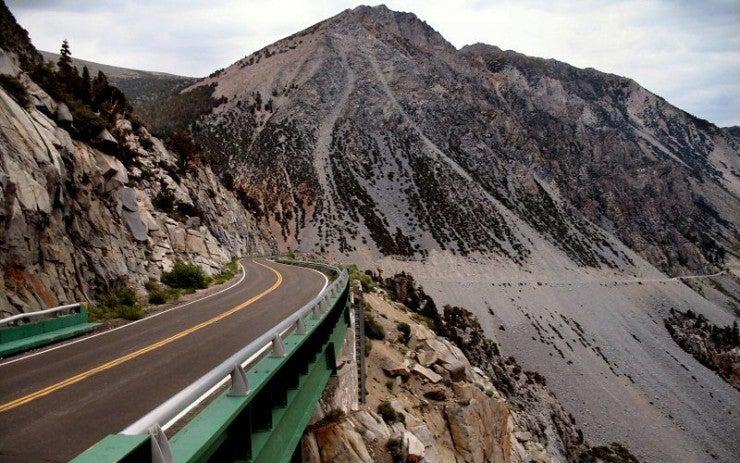Tioga Pass, Califórnia
