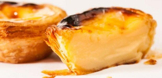 Pasteis de Nata entre melhores doces da Europa