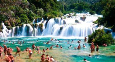 As piscinas naturais mais originais do mundo