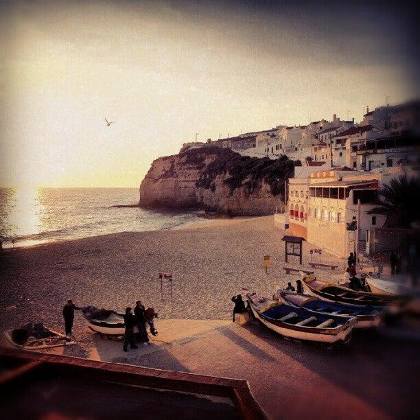 Praia do Carvoeiro, Algarve