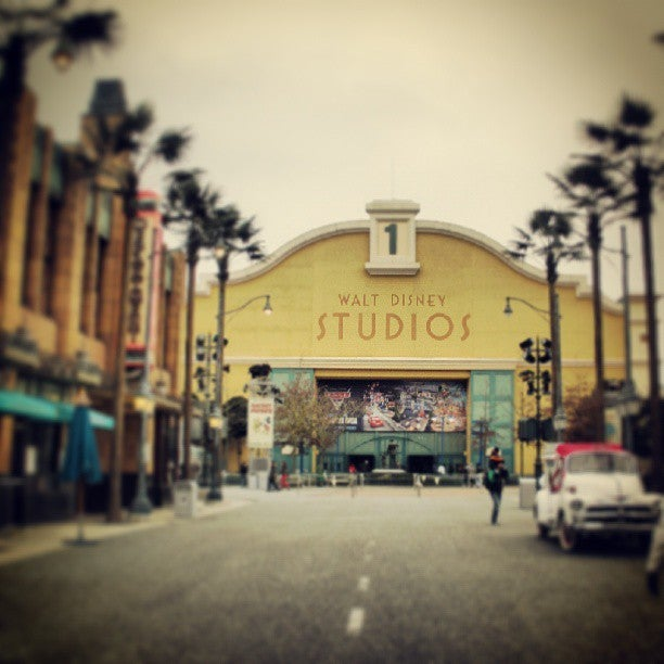 Parque Walt Disney Studios