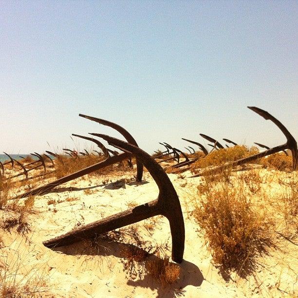 Praia do Barril, Algarve