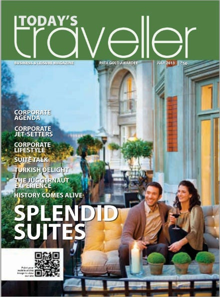 Revista Today`s traveller