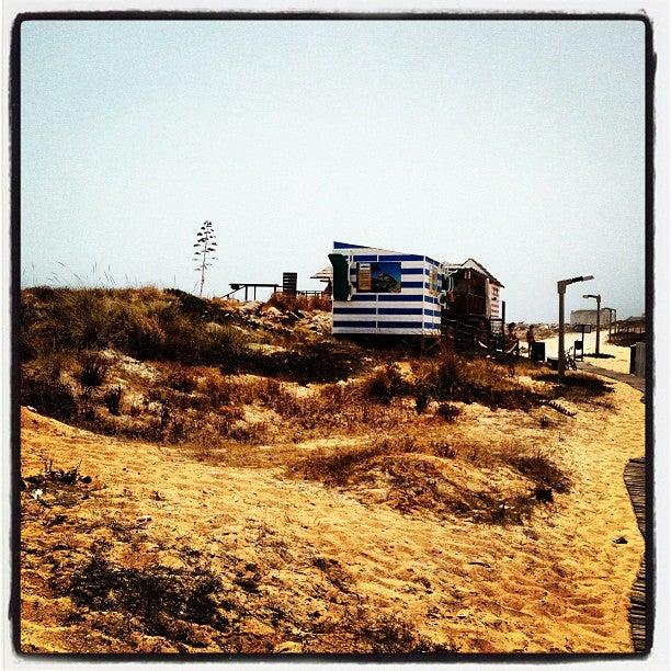 Ilha do farol, Algarve