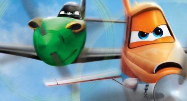 """Levanta voo com o novo filme da Disney """"Aviões""""!"""