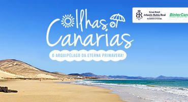 Ganha uma viagem para duas pessoas às Ilhas Cánarias!