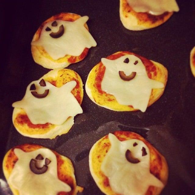 nourriture Halloween
