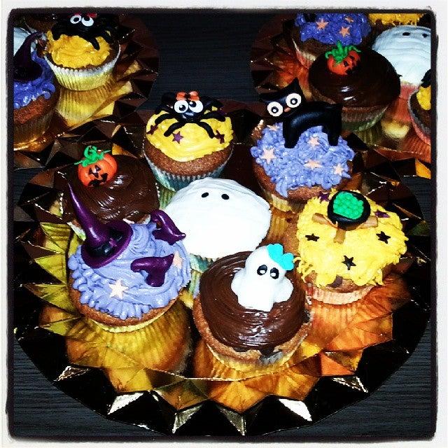 dessert halloween 2013