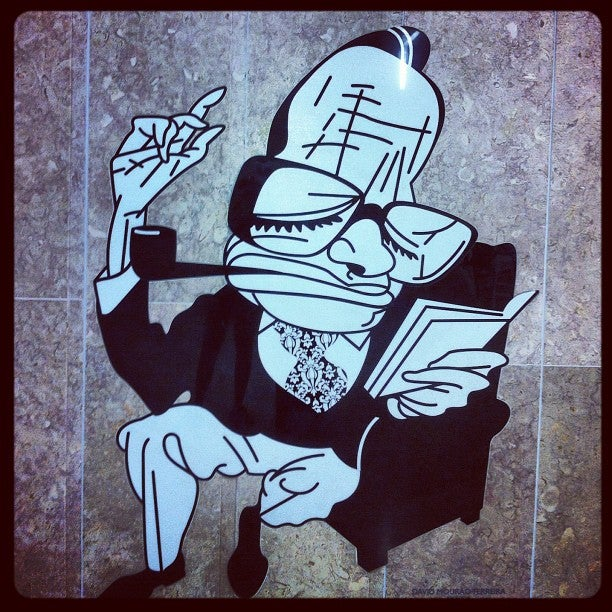 Metro art Lisbon
