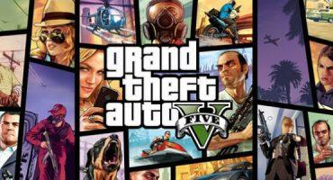 Os cenários do videojogo GTA 5 em Los Ángeles