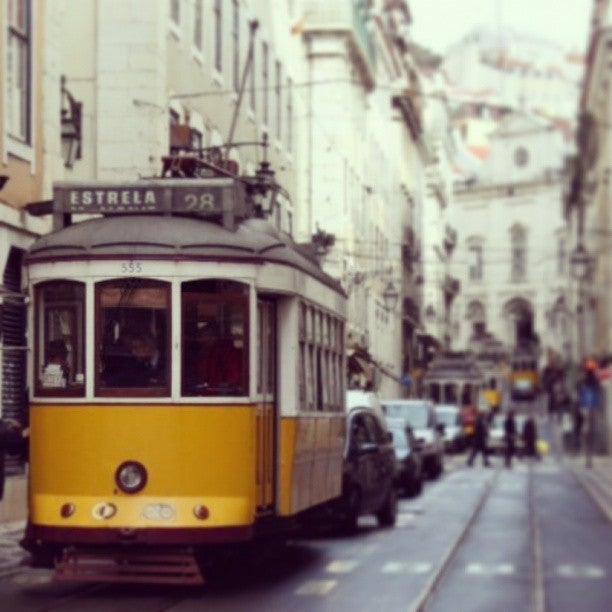 Eléctrico 28, Lisboa