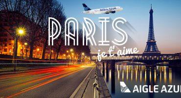 """Participa em """"Paris, je t´aime"""" e viaja à cidade mais romântica do mundo!"""