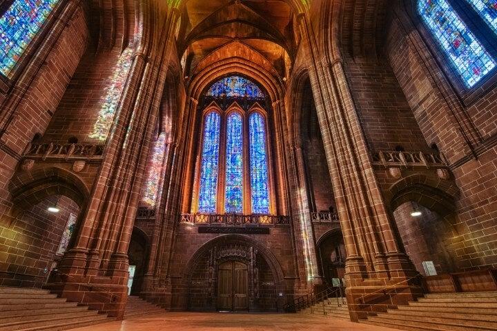 Catedral de Liverpool - inglaterra