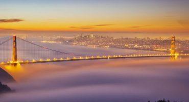 As mais belas fotos de cidades com neblina